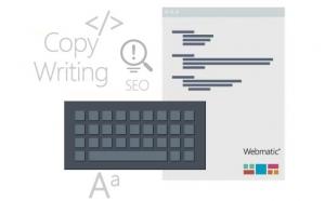 Webmatic® copywriting services