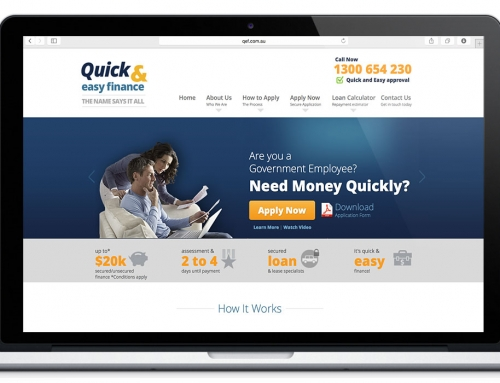 Quick and Easy Finance