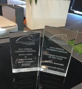 Excellence in Innovation - Award winning web hosting