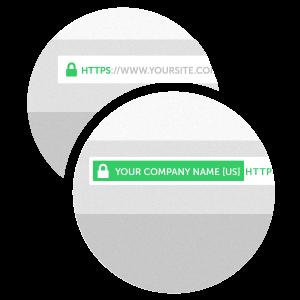 SSL Security Certificate