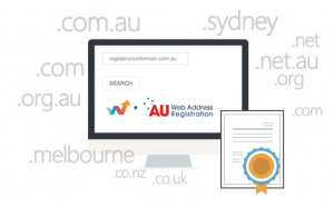 Cheap domain names Australia wide